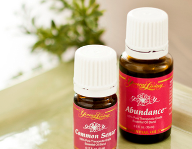 Abundance-and-Common-Sense-Young-Living-essential-oil