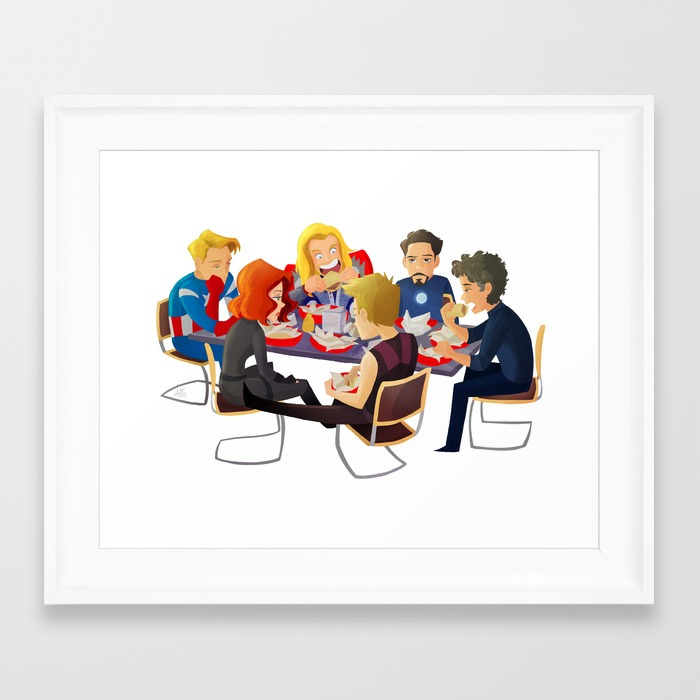 avengers-shawarma-framed-prints.jpg